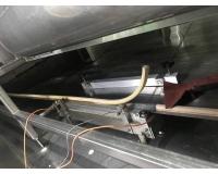 Hướng dẫn dán đai su vào băng chuyền cấp đông IQF  tấm phẳng.