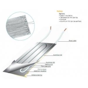 Aluminium Heater Mats