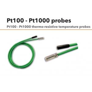 Đầu dò nhiệt độ Pt100 - Pt1000
