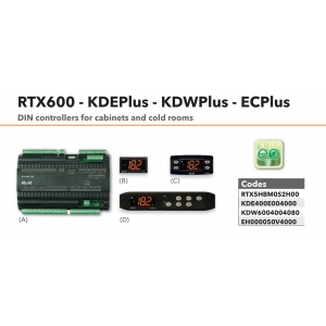 RTX600 - KDEPlus - KDWPlus - ECPlus