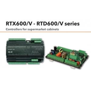 RTX600V - RTD600V