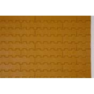 Intralox Series 1400 Flat Top Easy Release Traceable Polypropylene