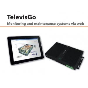 Giám sát kho lạnh Televis Go