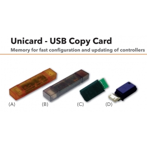 Unicard - USB Copy Card