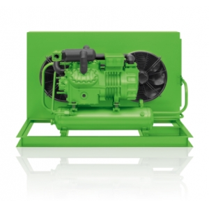 WITH 2-STAGE SEMI-HERMETIC COMPRESSORS